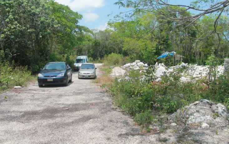 Foto de terreno habitacional en venta en, álamos i, benito juárez, quintana roo, 1971236 no 09