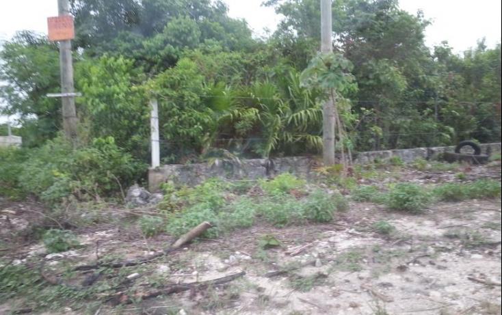 Foto de terreno habitacional en venta en, álamos i, benito juárez, quintana roo, 513712 no 04