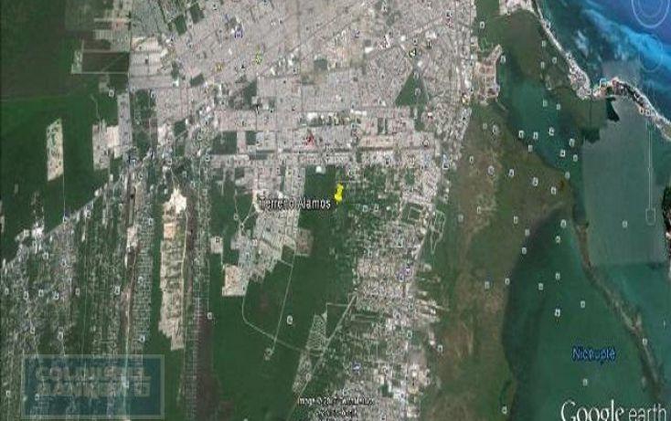Foto de terreno habitacional en venta en alamos manzana 174 lote 5 5, álamos i, benito juárez, quintana roo, 1968473 no 05