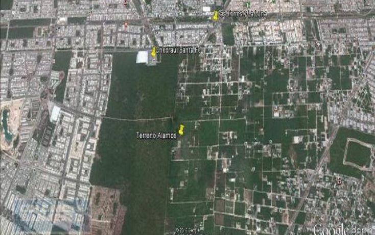 Foto de terreno habitacional en venta en alamos manzana 174 lote 5 5, álamos i, benito juárez, quintana roo, 1968473 no 06