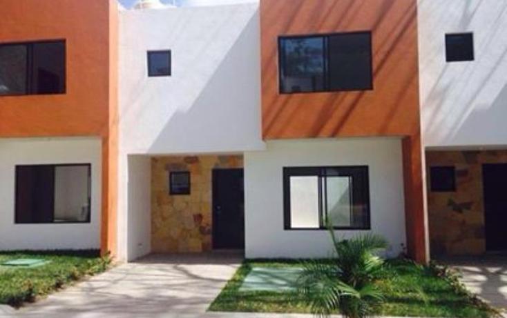 Foto de casa en venta en  , albania baja, tuxtla gutiérrez, chiapas, 784135 No. 01