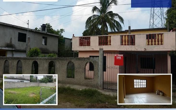 Foto de casa en venta en  , albañiles, altamira, tamaulipas, 1064985 No. 01