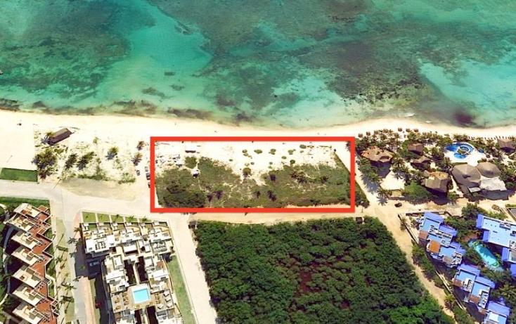 Foto de terreno habitacional en venta en albatros, zazil ha, solidaridad, quintana roo, 371563 no 04