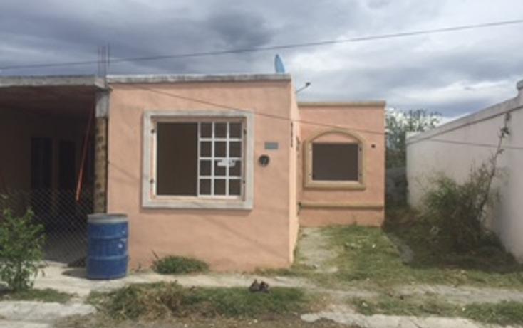 Foto de casa en venta en  , alberos, cadereyta jiménez, nuevo león, 1757762 No. 01