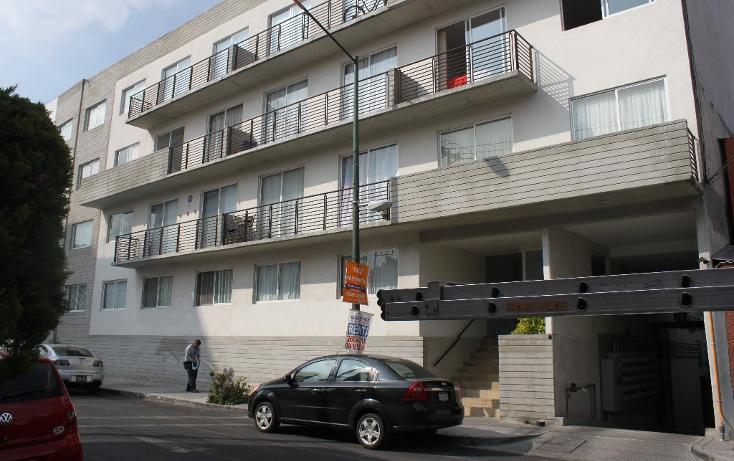 Foto de departamento en venta en  , albert, benito juárez, distrito federal, 1712492 No. 01
