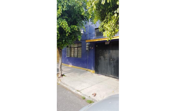 Foto de terreno habitacional en venta en  , albert, benito ju?rez, distrito federal, 1942282 No. 01