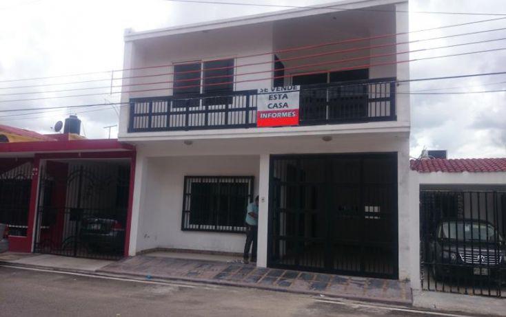 Foto de casa en venta en alberto madrazo becerra, solidaridad nacional a c, comalcalco, tabasco, 1403153 no 01