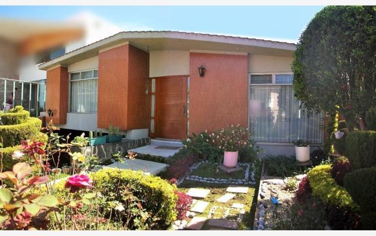 Foto de casa en venta en alborada 1, parque del pedregal, tlalpan, distrito federal, 2568289 No. 02