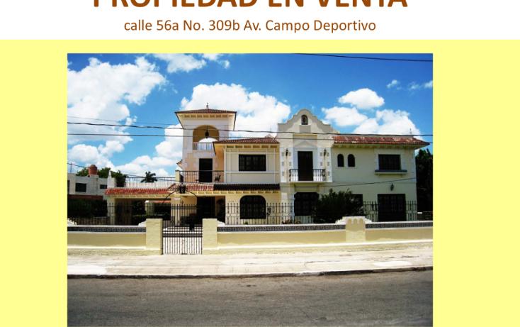 Foto de casa en venta en  , alcalá martín, mérida, yucatán, 1617132 No. 01