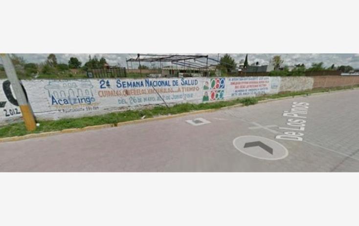 Foto de terreno habitacional en venta en  , alcantarilla, acatzingo, puebla, 857857 No. 01