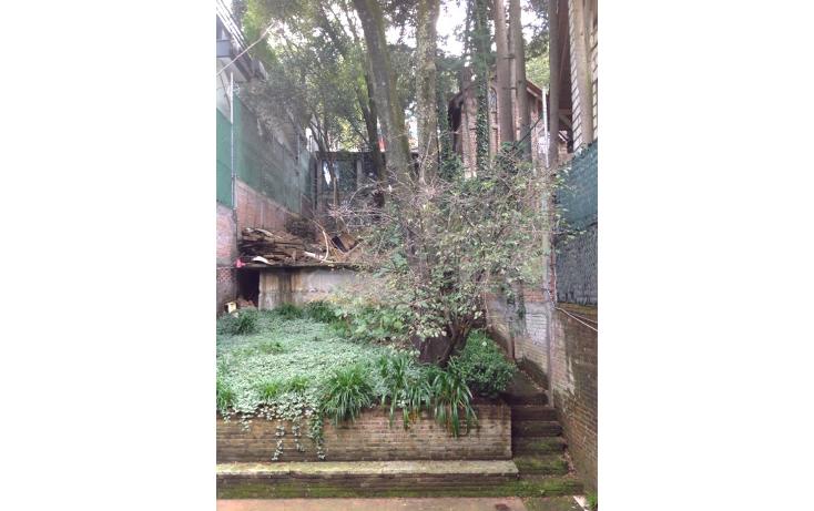 Foto de terreno habitacional en venta en  , alcantarilla, ?lvaro obreg?n, distrito federal, 1446389 No. 03