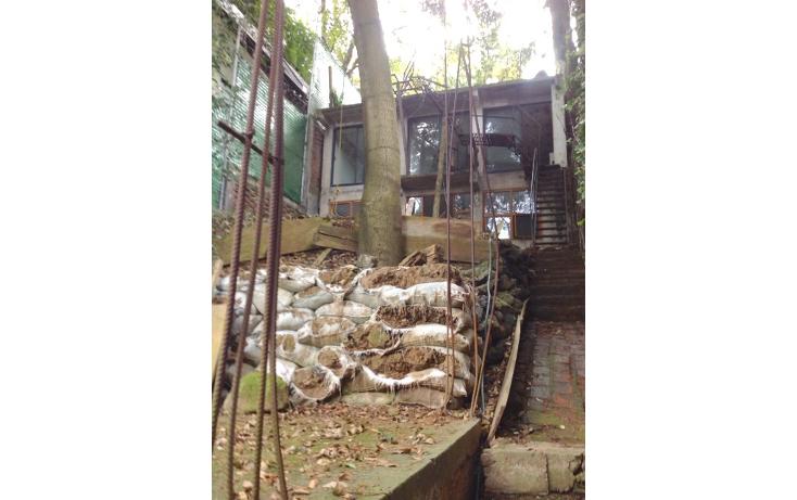 Foto de terreno habitacional en venta en  , alcantarilla, ?lvaro obreg?n, distrito federal, 1446389 No. 04