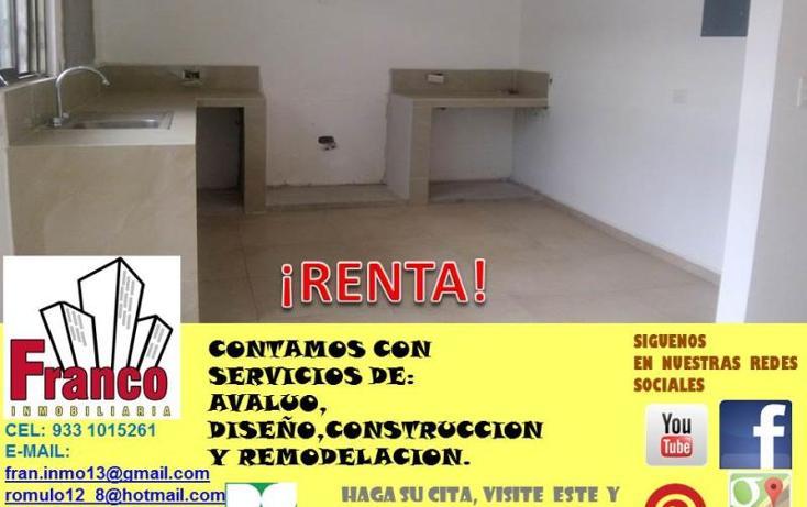 Foto de casa en renta en alcatraces , las palmas, paraíso, tabasco, 2672388 No. 07
