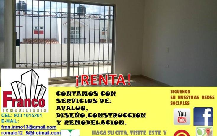 Foto de casa en renta en alcatraces , las palmas, paraíso, tabasco, 2672388 No. 09