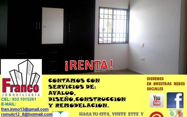 Foto de casa en renta en alcatraces , las palmas, paraíso, tabasco, 2672388 No. 10