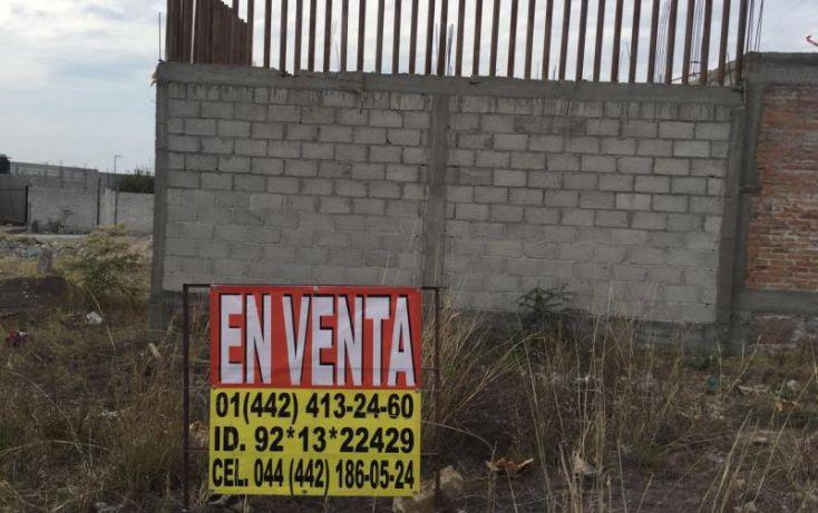 Foto de terreno habitacional en venta en alcatraz 1, el cortijo, querétaro, querétaro, 1783136 no 01