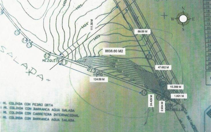 Foto de terreno comercial en venta en, alchichica, izúcar de matamoros, puebla, 2034986 no 03