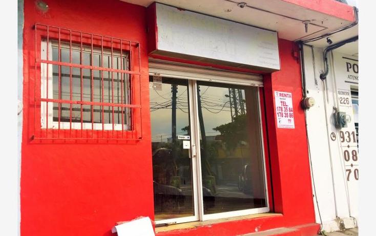 Foto de local en renta en alcocer 222, veracruz centro, veracruz, veracruz de ignacio de la llave, 1672696 No. 01