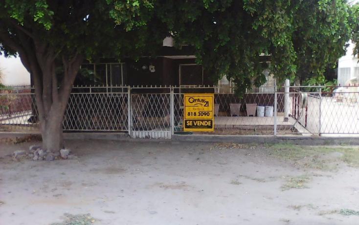 Foto de casa en venta en aldama 1259 sur , anáhuac, ahome, sinaloa, 1963387 No. 01