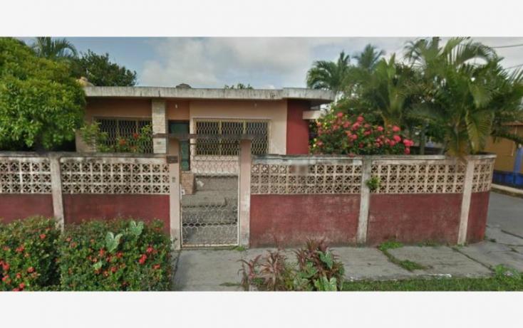 Foto de casa en venta en aldama 4, vicente guerrero, lerdo de tejada, veracruz, 725125 no 01