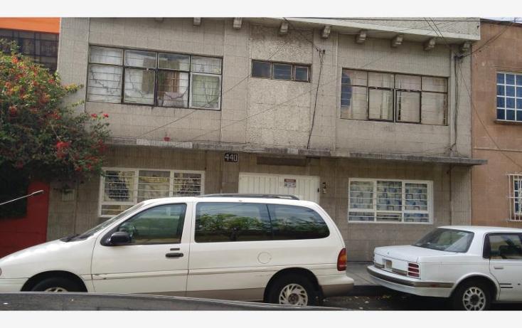 Foto de departamento en venta en  , aldana, azcapotzalco, distrito federal, 1614970 No. 01