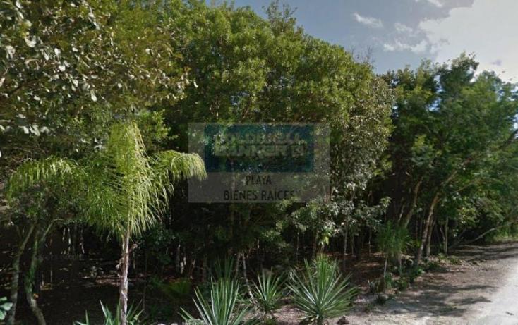 Foto de terreno habitacional en venta en  manzana 12, playa del carmen centro, solidaridad, quintana roo, 1029013 No. 04
