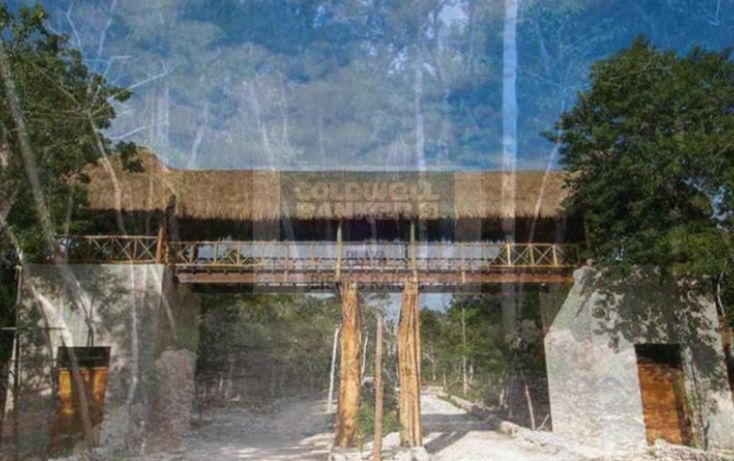 Foto de terreno habitacional en venta en aldea coral, playa del carmen, solidaridad, quintana roo, 1029013 no 01