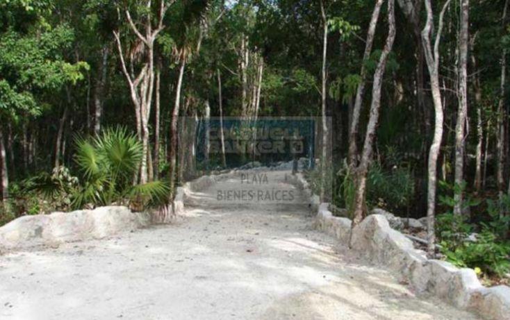 Foto de terreno habitacional en venta en aldea coral, playa del carmen, solidaridad, quintana roo, 1029013 no 02