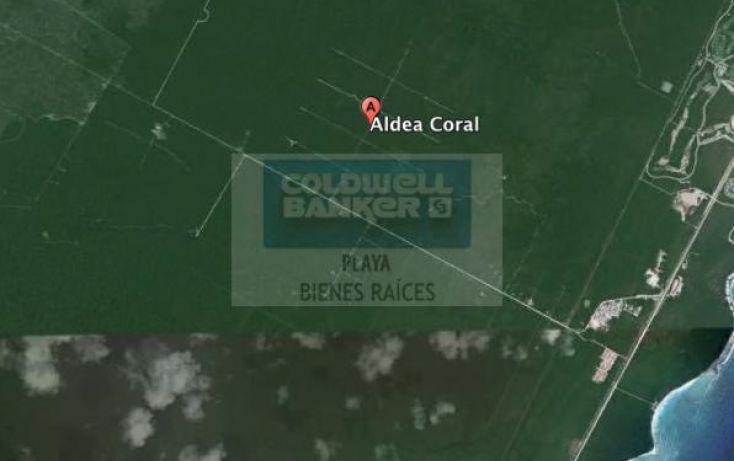 Foto de terreno habitacional en venta en aldea coral, playa del carmen, solidaridad, quintana roo, 1029013 no 05