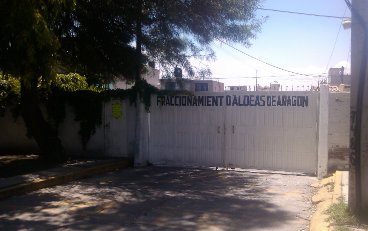 Foto de casa en venta en  , aldeas de aragón i, ecatepec de morelos, méxico, 1041913 No. 01