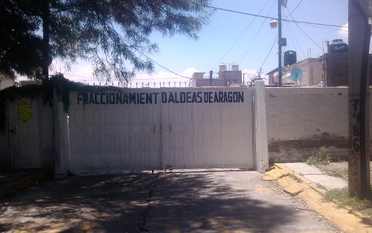 Foto de casa en venta en  , aldeas de arag?n i, ecatepec de morelos, m?xico, 1252233 No. 01