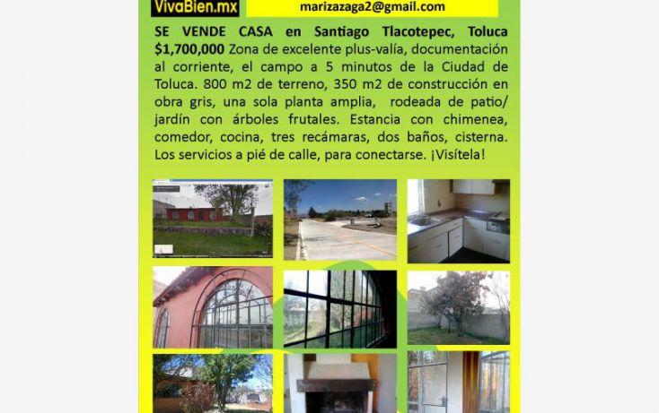 Foto de casa en venta en, alejandría, toluca, estado de méxico, 1783862 no 01