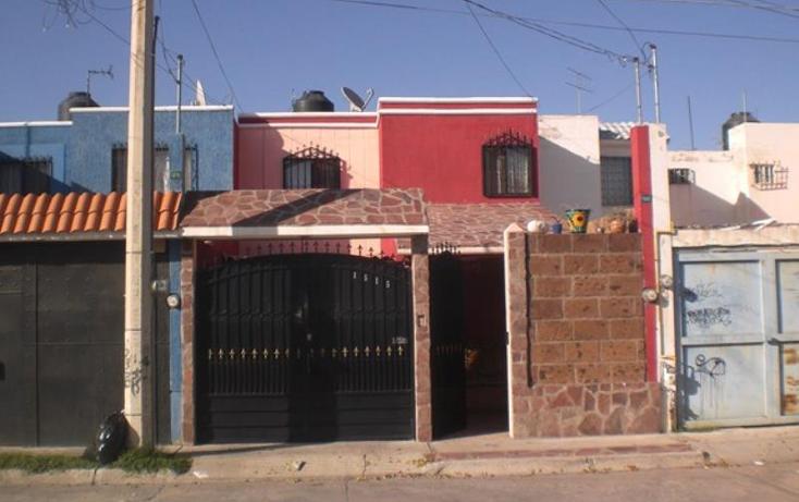 Foto de casa en venta en alejandrina 1515, jardines del sur, san luis potos?, san luis potos?, 610925 No. 01