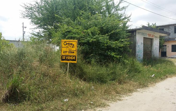 Foto de terreno habitacional en venta en  , alejandro briones, altamira, tamaulipas, 1066925 No. 01
