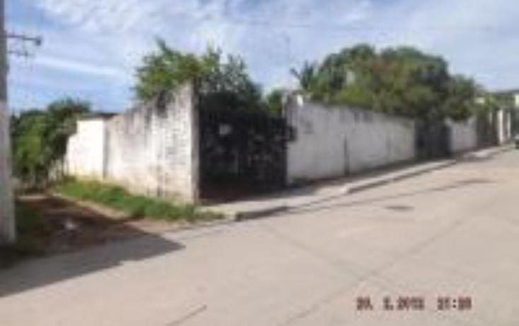 Foto de terreno comercial en venta en alejandro cervantes delgado 23, del rastro, acapulco de juárez, guerrero, 957015 no 01