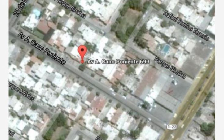 Foto de casa en venta en alfonso cano 693, los mochis, ahome, sinaloa, 1978696 no 01