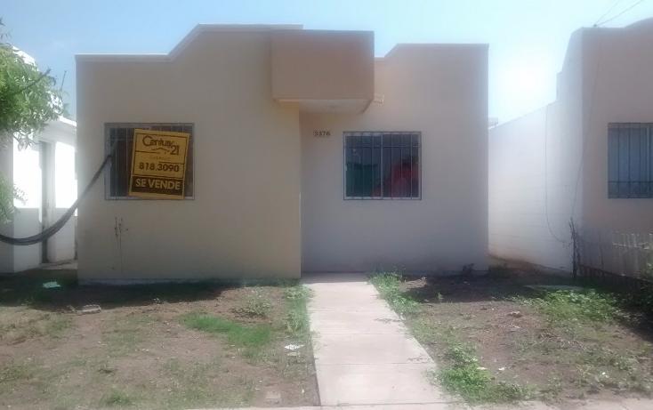 Foto de casa en venta en alfonso g calderon 3376, nuevo horizonte, ahome, sinaloa, 1716884 no 01