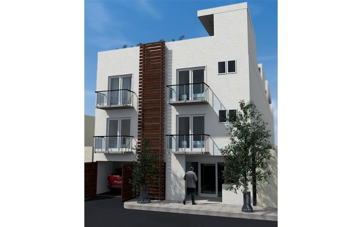 Foto de departamento en venta en  , alfonso xiii, álvaro obregón, distrito federal, 1600712 No. 01