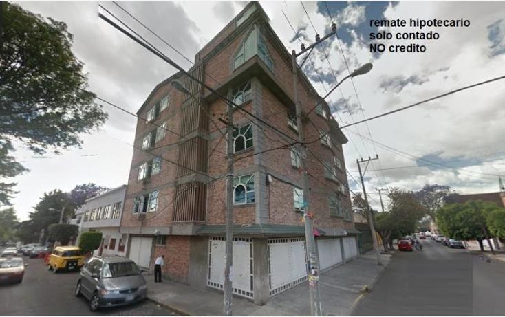 Foto de departamento en venta en  , alfonso xiii, álvaro obregón, distrito federal, 1732822 No. 04