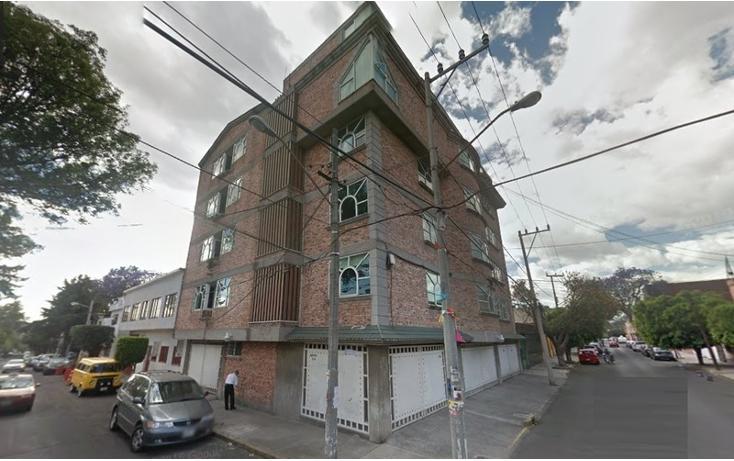Foto de departamento en venta en  , alfonso xiii, álvaro obregón, distrito federal, 986405 No. 01