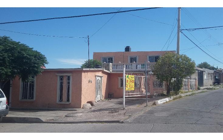 Foto de casa en venta en  , alfredo chávez, chihuahua, chihuahua, 2003932 No. 01
