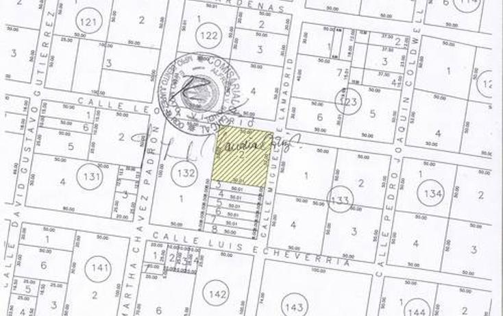 Foto de terreno habitacional en venta en  , alfredo v bonfil, benito juárez, quintana roo, 1069203 No. 04