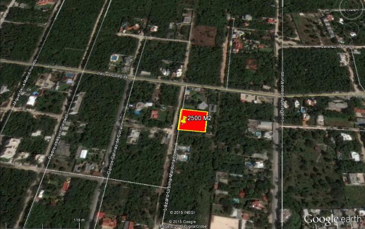 Foto de terreno habitacional en venta en  , alfredo v bonfil, benito juárez, quintana roo, 1077239 No. 01