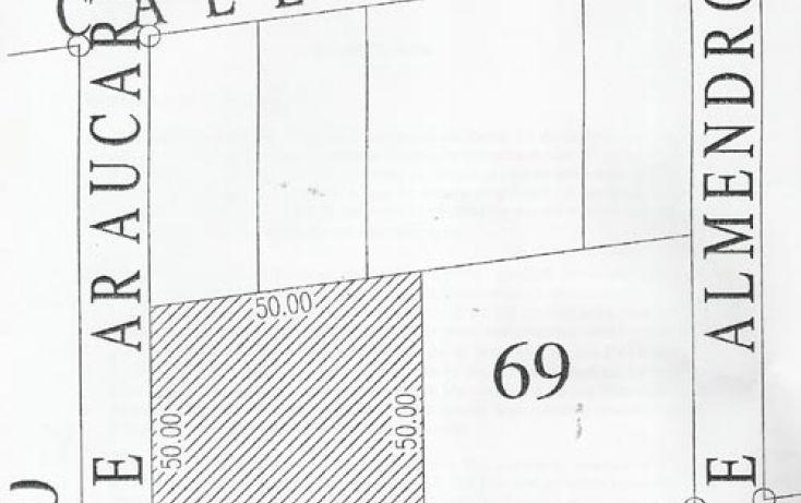 Foto de terreno habitacional en venta en, alfredo v bonfil, benito juárez, quintana roo, 1082079 no 01