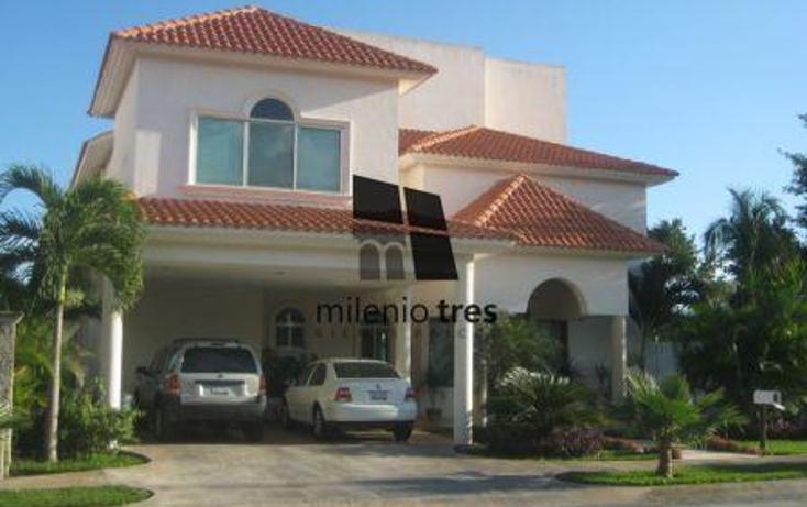 Foto de casa en venta en  , alfredo v bonfil, benito ju?rez, quintana roo, 1083677 No. 01