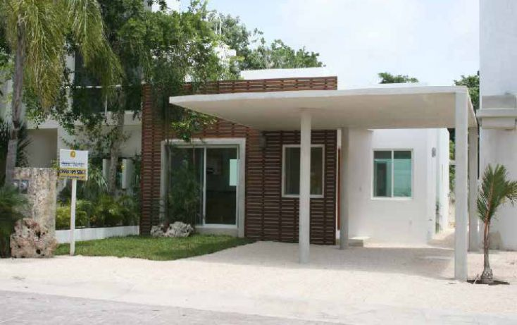Foto de casa en venta en, alfredo v bonfil, benito juárez, quintana roo, 1137579 no 01