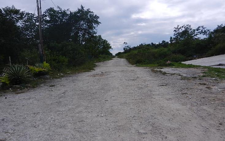 Foto de terreno comercial en venta en  , alfredo v bonfil, benito juárez, quintana roo, 1193079 No. 07
