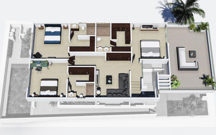 Foto de casa en condominio en venta en, alfredo v bonfil, benito juárez, quintana roo, 1238051 no 04