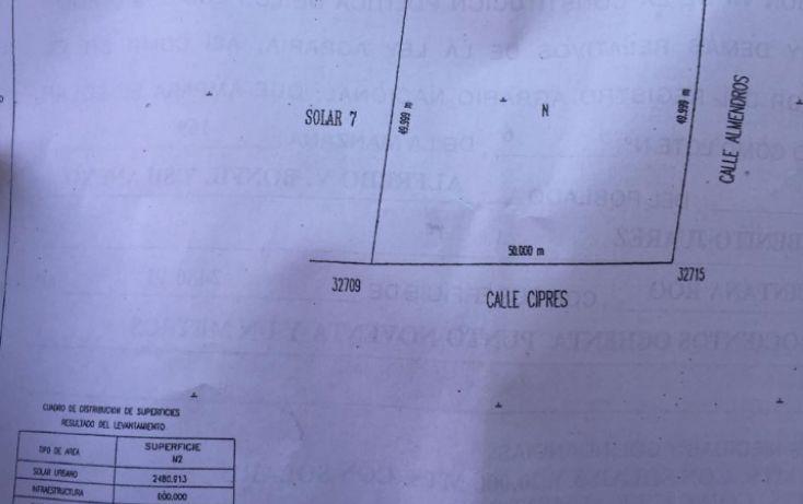 Foto de terreno habitacional en venta en, alfredo v bonfil, benito juárez, quintana roo, 1309003 no 04