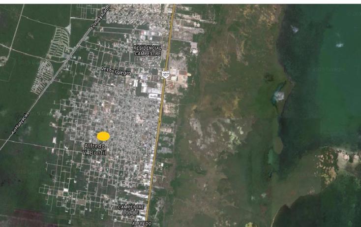 Foto de terreno comercial en venta en  , alfredo v bonfil, benito juárez, quintana roo, 1357541 No. 01